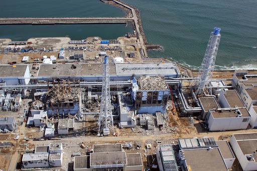 福島第1原発1号機に窒素ガス、6日午後にも注入 水素爆発防止