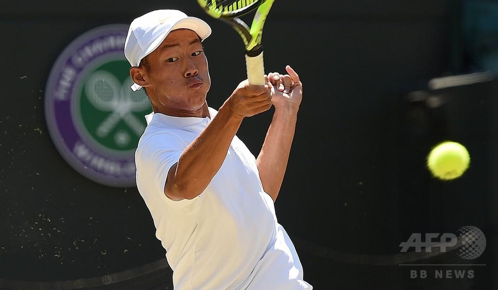 台湾の16歳がウィンブルドンジュニア優勝 「アイドルはケイ・ニシコリ」