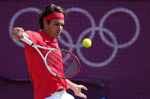 フェデラーが東京五輪出場を表明、悲願の金メダル獲得へ