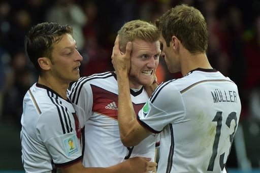 ドイツ、延長の末アルジェリア下し準々決勝進出
