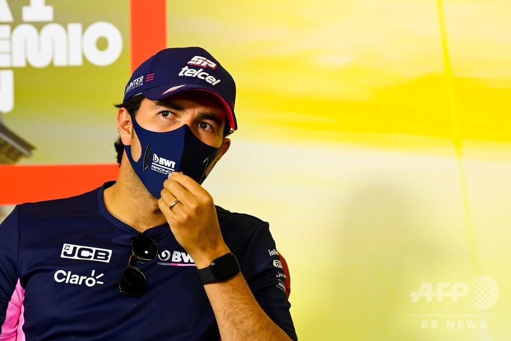 ペレスがレーシングポイント離脱を発表、ベッテルが来季加入か