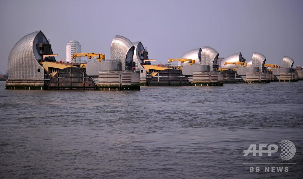 世界中の沿岸都市で洪水リスク、英団体が各国政府に投資呼び掛け