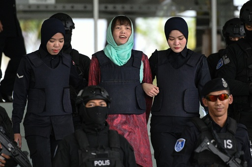 金正男氏殺害事件、ベトナム人受刑者が5月3日に釈放へ