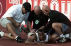 タイソン・ゲイの元コーチ、禁止薬物所持などで8年間の資格停止