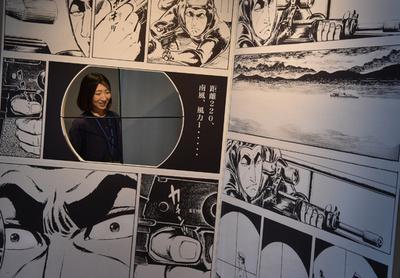 「用件を聞こうか……」 やり手で寡黙なあの男、川崎で連載50周年記念展