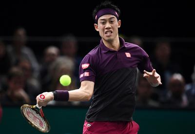 錦織、ATPファイナルズ出場は「ラッキー」 長期離脱から見事復活
