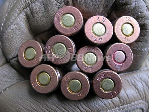 中国製の古い弾薬を納入し契約破棄に、米企業
