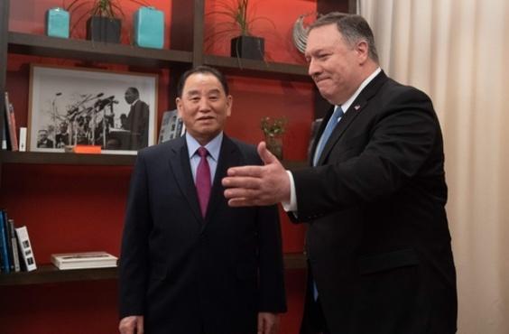 トランプ氏、訪米の北朝鮮高官と会談 米政府発表