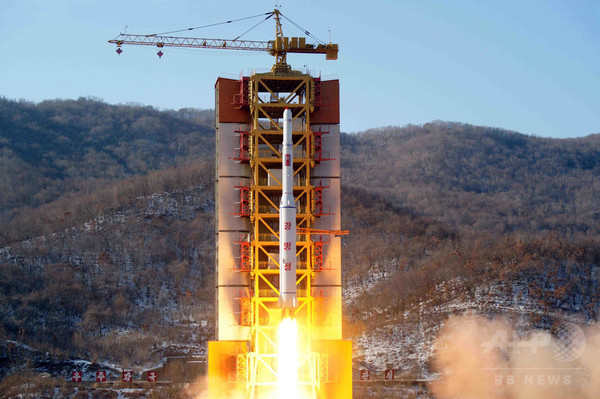 北朝鮮「人工衛星打ち上げに成功」と発表、各国からは非難