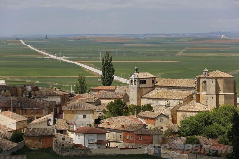 「ユダヤ人殺し」という名の町、改名めぐり住民投票へ スペイン