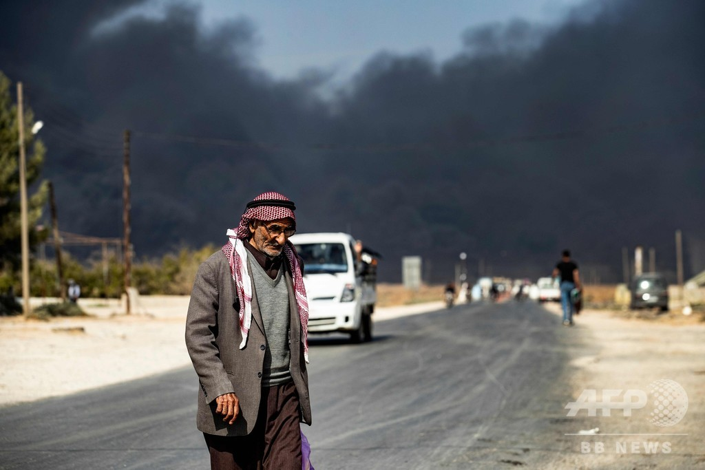 クルド勢力が対IS戦を停止 安保理、過激派拡大に懸念