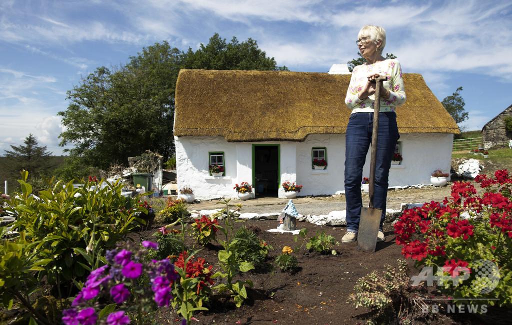 電気も水道もなし 北アイルランドの田舎で暮らす高齢女性、潮流の最先端に?