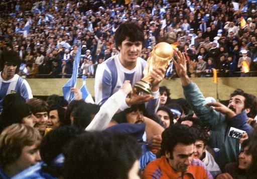 ケンペスの活躍でアルゼンチンが優勝―1978年W杯アルゼンチン大会