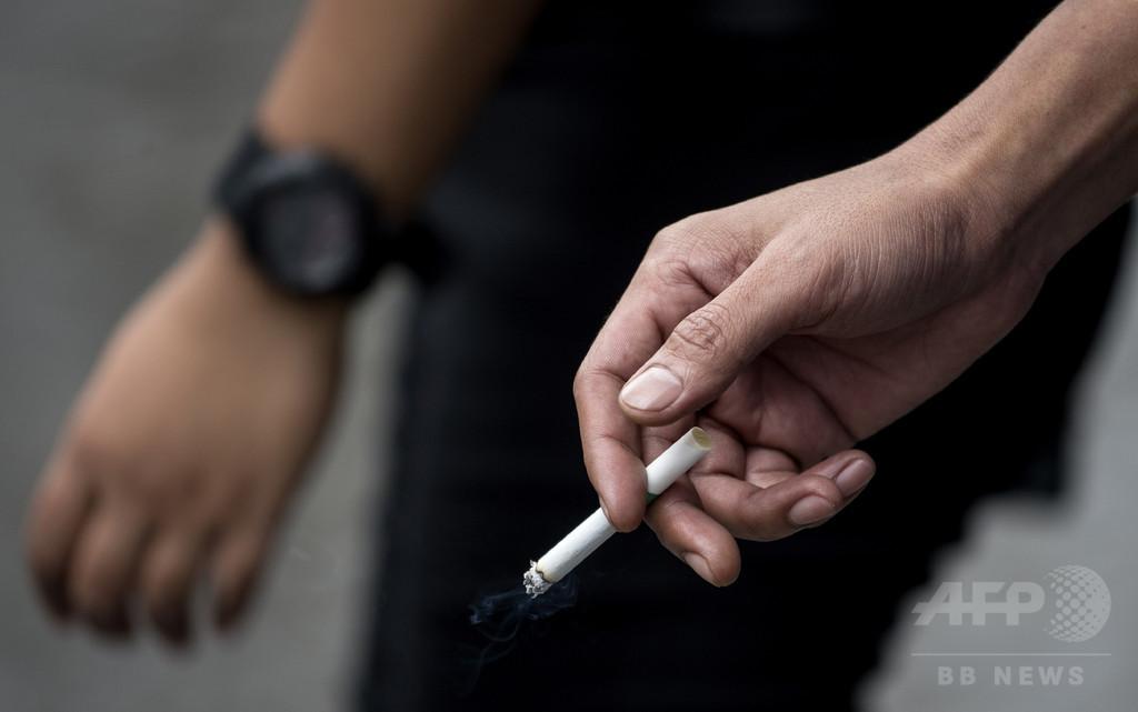 喫煙による世界の経済損失、年間160兆円以上 研究