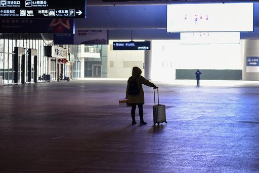 中国、武漢に次ぎ2つ目の都市「封鎖」へ ウイルス感染拡大予防