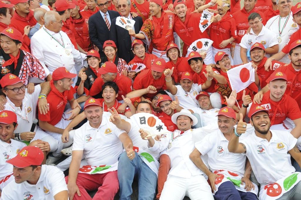 ナポリでピザ職人選手権、日本人も活躍
