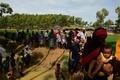 ロヒンギャ武装組織が一時停戦を宣言、人道支援再開求める