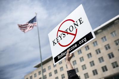 トランプ政権承認のパイプライン建設、米地裁が差し止め