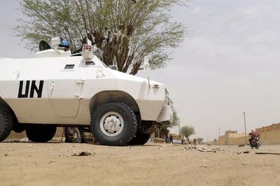 国連PKO部隊に待ち伏せ攻撃、5人死亡 マリ中部