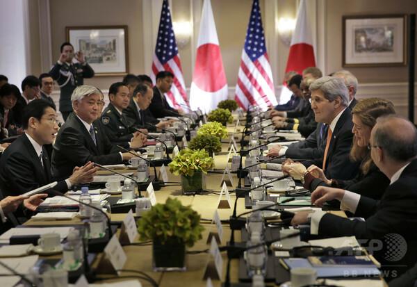 日米が防衛協力体制を見直し、新指針発表 「歴史的変革」