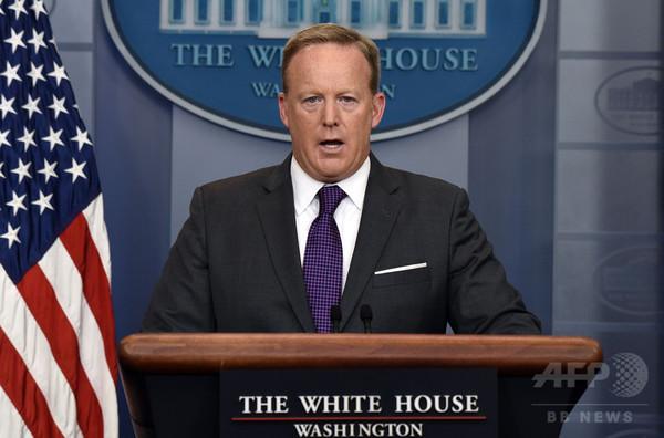 前大統領報道官が明かす「ホワイトハウスの6か月」