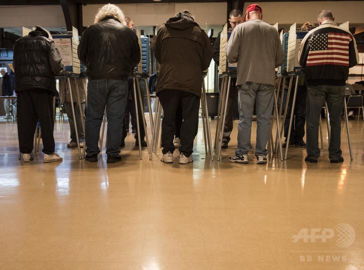 投票しない人は有権者名簿から除外 州規定の是非、米最高裁で審理