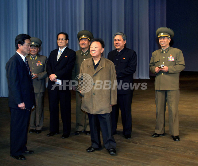 米軍、北朝鮮の衛星打ち上げ「失敗」と発表
