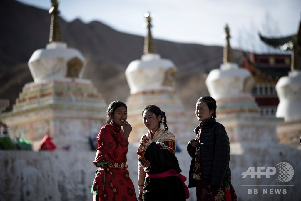 中国青海省、寺院でのチベット語学習も禁止 「違反者は処罰」