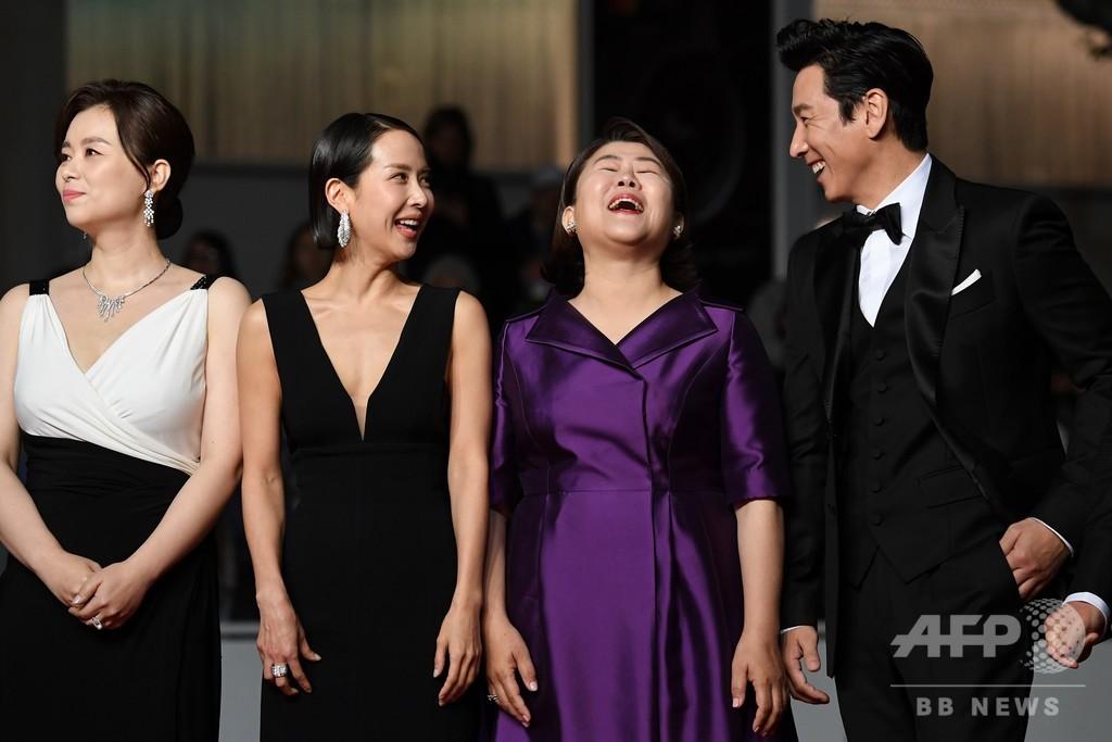 北朝鮮サイト、韓国の格差描いたカンヌ受賞作品取り上げ自国を称賛