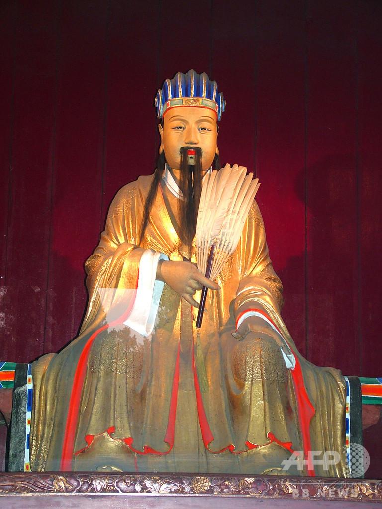出生地をめぐる論争、「諸葛亮は山西人」の新説 中国