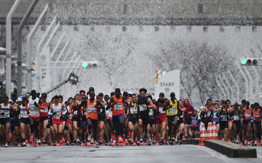ワールドマラソンメジャーズ、ドーピング対策の強化を発表