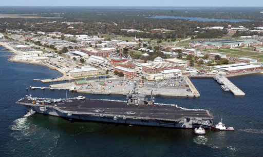 「米国は悪の国家」米海軍基地銃撃の容疑者が犯行声明か