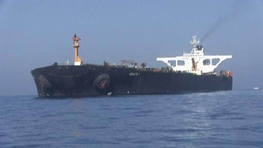 動画:ジブラルタル、イランのタンカー解放命令 米国の要請に反し