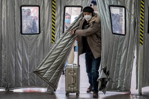 新型ウイルス 米国2人目、ネパール初の感染確認