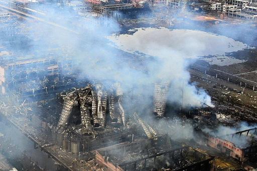 江蘇省の化学工場爆発、1月の調査で37項目の問題指摘 2010年にも爆発