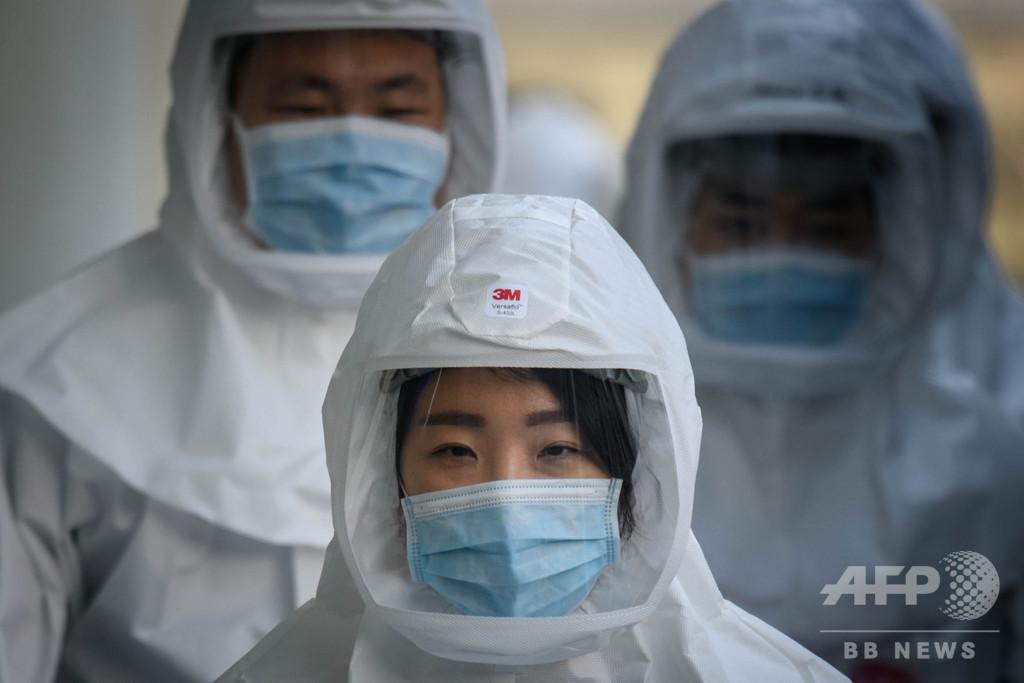 世界の感染者、20万人突破 新型コロナは「人類の敵」とWHO