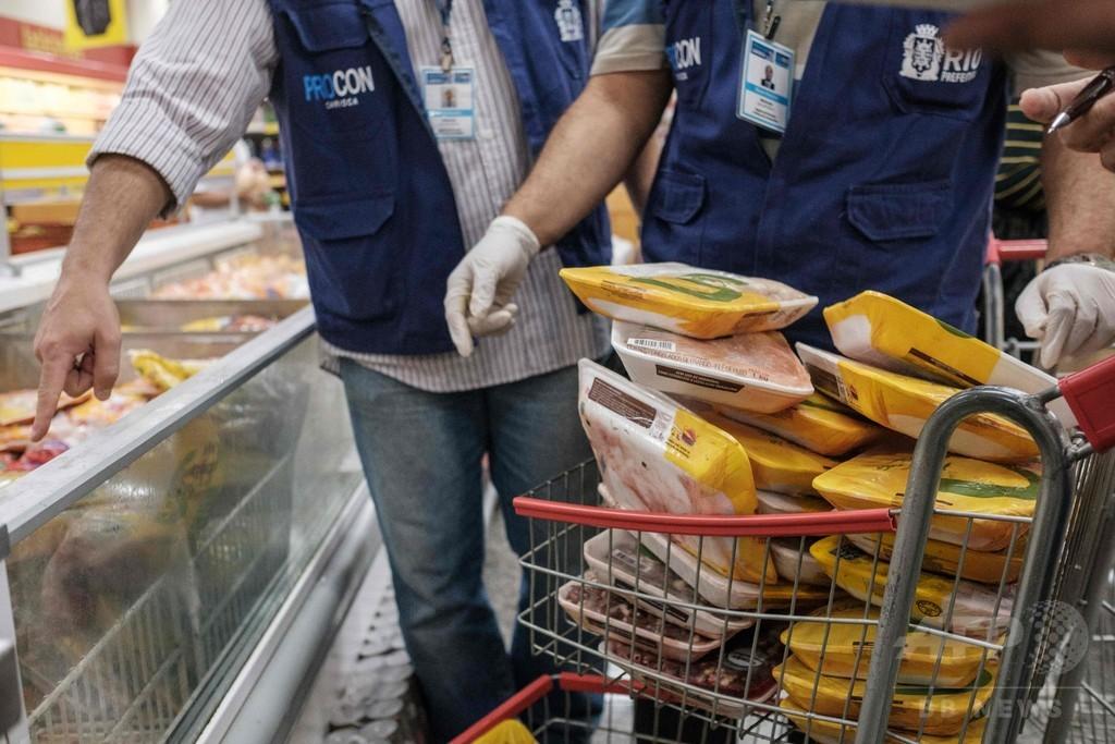 香港、ブラジル産食肉の禁輸解除 すべての主要市場が輸入再開
