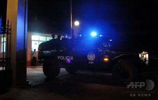サッカー場群衆圧死事故、オーナーら「警察に責任」 アンゴラ