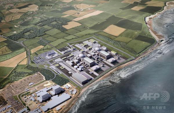 英原発計画、電力料金上乗せ予想超 35年間で計4兆円か