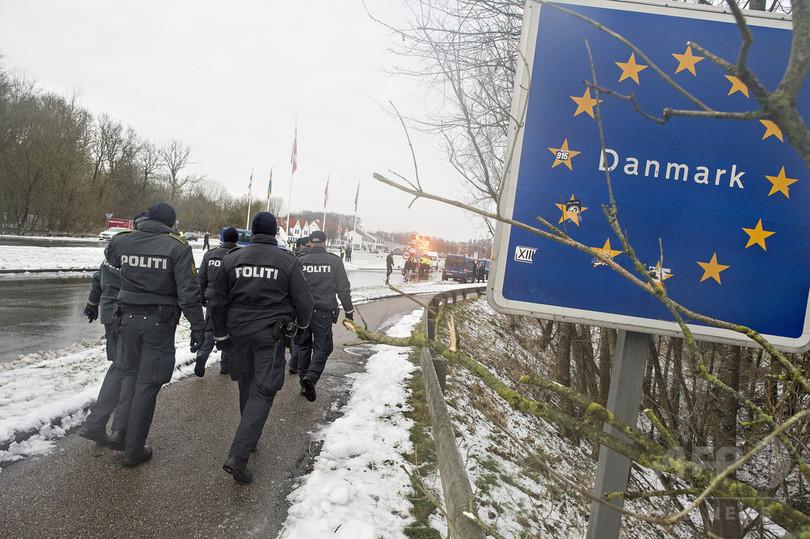 デンマーク、難民抑制法案を可決 財産没収など定め非難集中