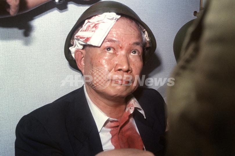 カンボジア特別法廷、旧ポル・ポト政権のキュー・サムファン議長を訴追