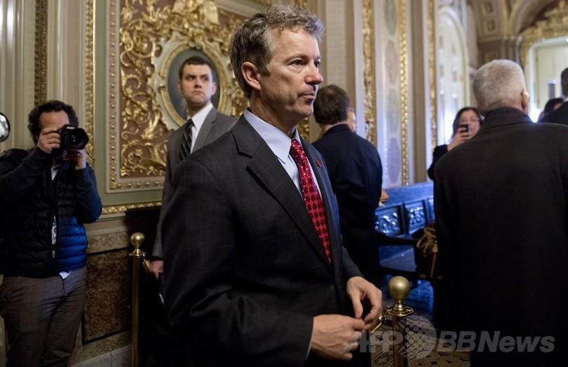 「NSAの通話収集は違憲」、米上院議員が大統領らを提訴
