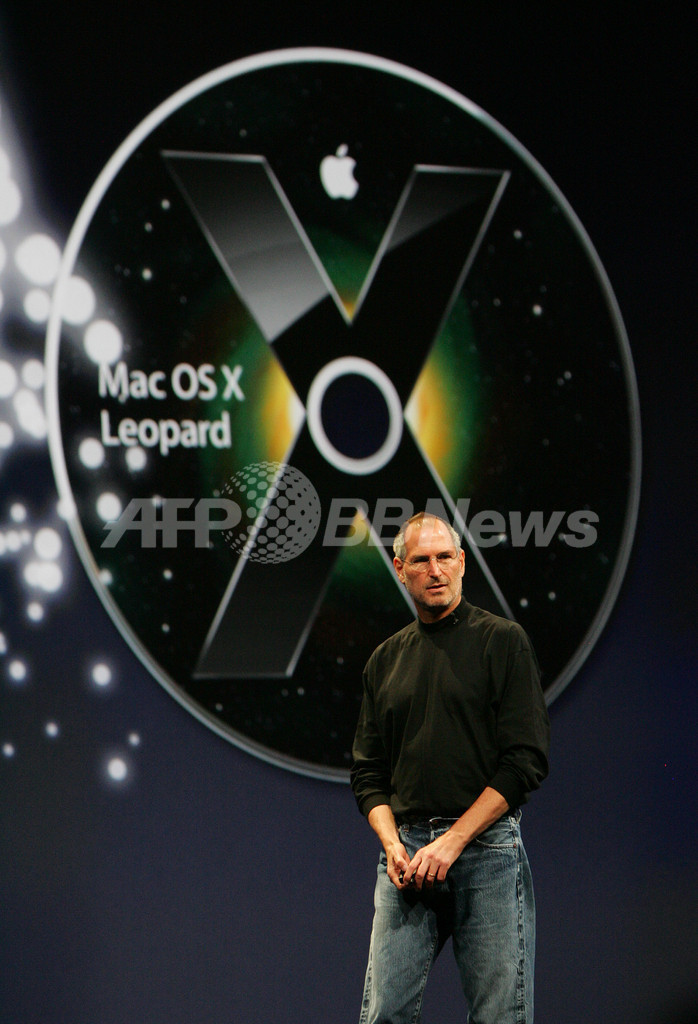 米アップルの新OS「Leopard」発売