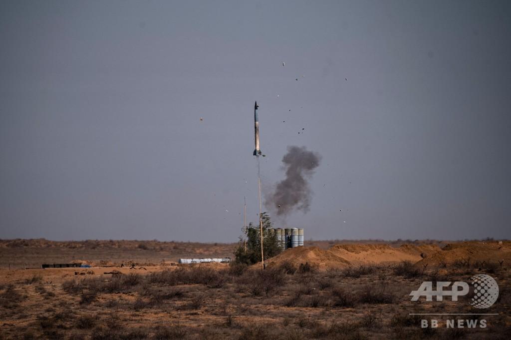 ロシア南部で大規模軍事演習 中国やイランなど計8か国参加