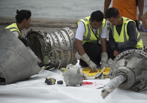 ボーイング、インドネシア機墜落原因疑いのシステム変更を非通知か