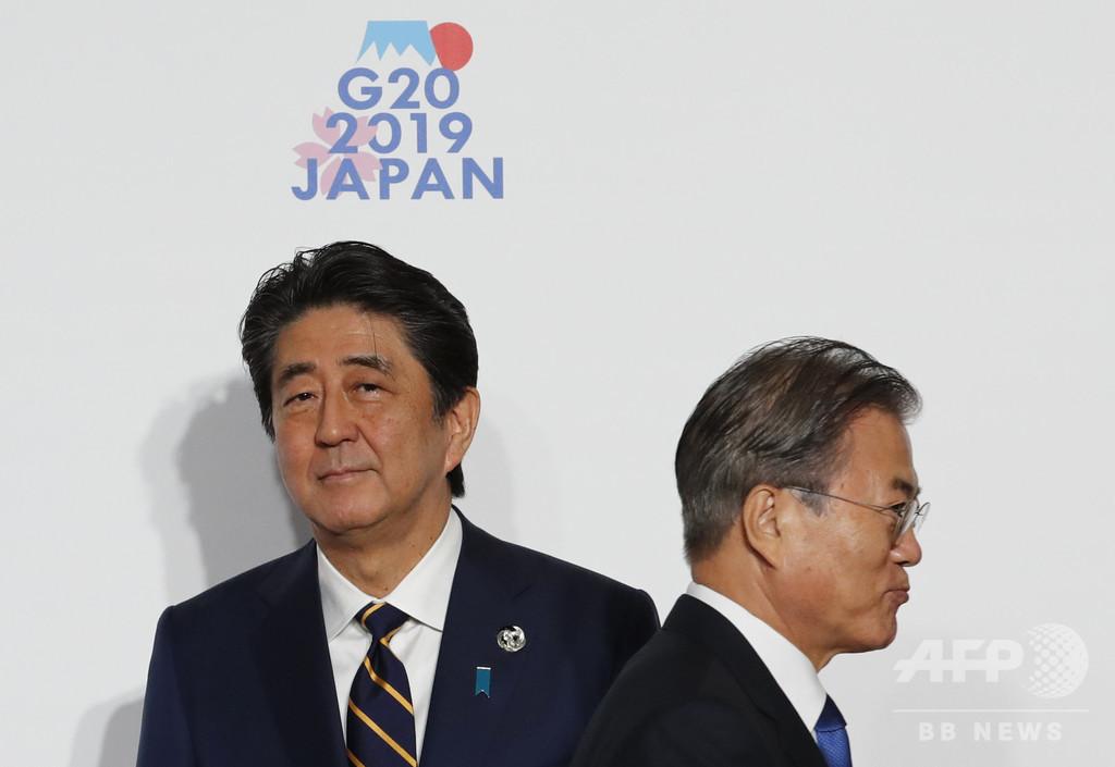 GSOMIA破棄は「中国に有利」「日韓政府の人間性の問題」 米高官