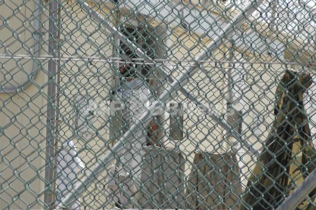テロ容疑者収容施設のウイグル人17人、米連邦地裁が釈放命じる