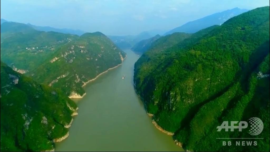 長江三峡ダム地区、土壌流失面積が20年で47%減