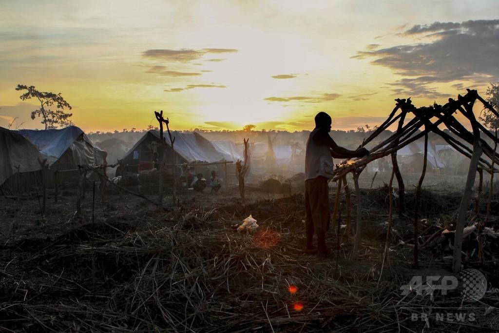 中央アフリカでレイプや殺人横行、大量虐殺の可能性も 国連報告書