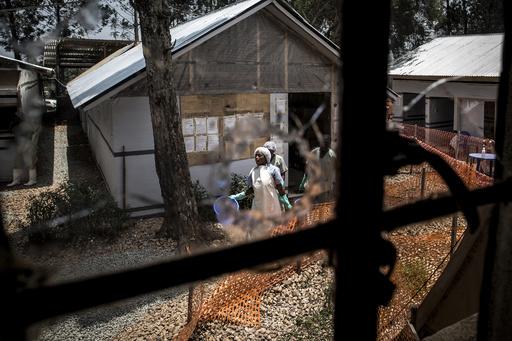 エボラ熱死者700人上回る コンゴ民主共和国